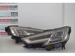 full LED světlomety Audi A4 (8W)
