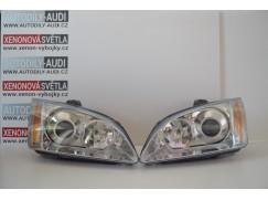 BiXenon světlomety na Ford focus I generace
