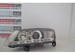 BiXenonový světlomet s LED svícením Audi A6, A6 allroad (levá strana)