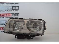 Xenon světlomet na BMW 7, E38