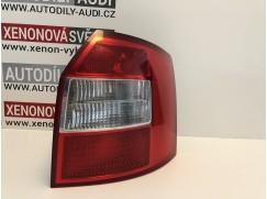 Zadní levý světlomet Audi A4 (B7) 8E9945096