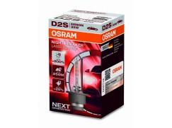 Xenonová výbojka D2S OSRAM NIGHT BRAKER LASER +200%