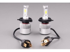 LED H4 12V-24V 4000 lm set 2ks LED
