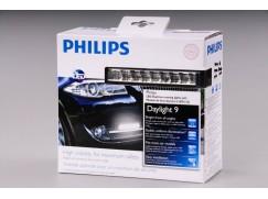 světlomet pro denní svícení PHILIPS 9LED 12V