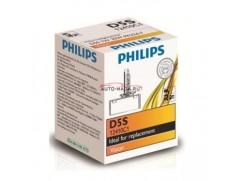 Xenonová výbojka D5S Philips Vision, 25W, 4200K