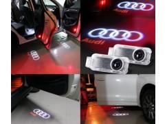 LED logo AUDI do dveří